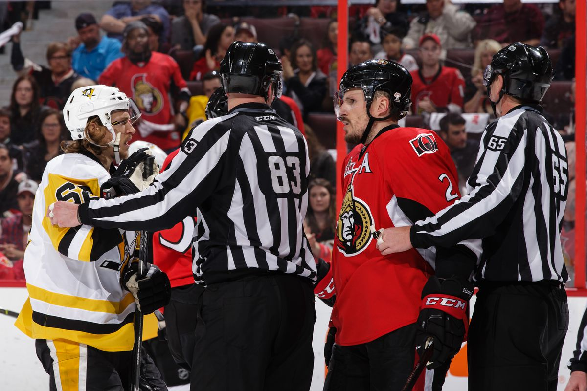 Hoffman scores tiebreaker as Senators force Game 7
