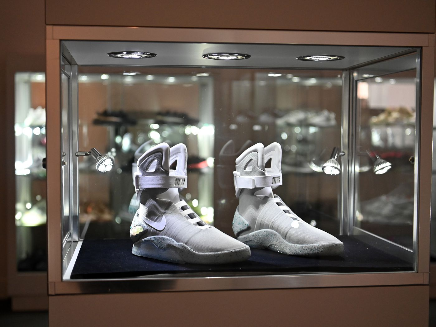 Sotheby's to auction off rare Nike sneakers, starting bids