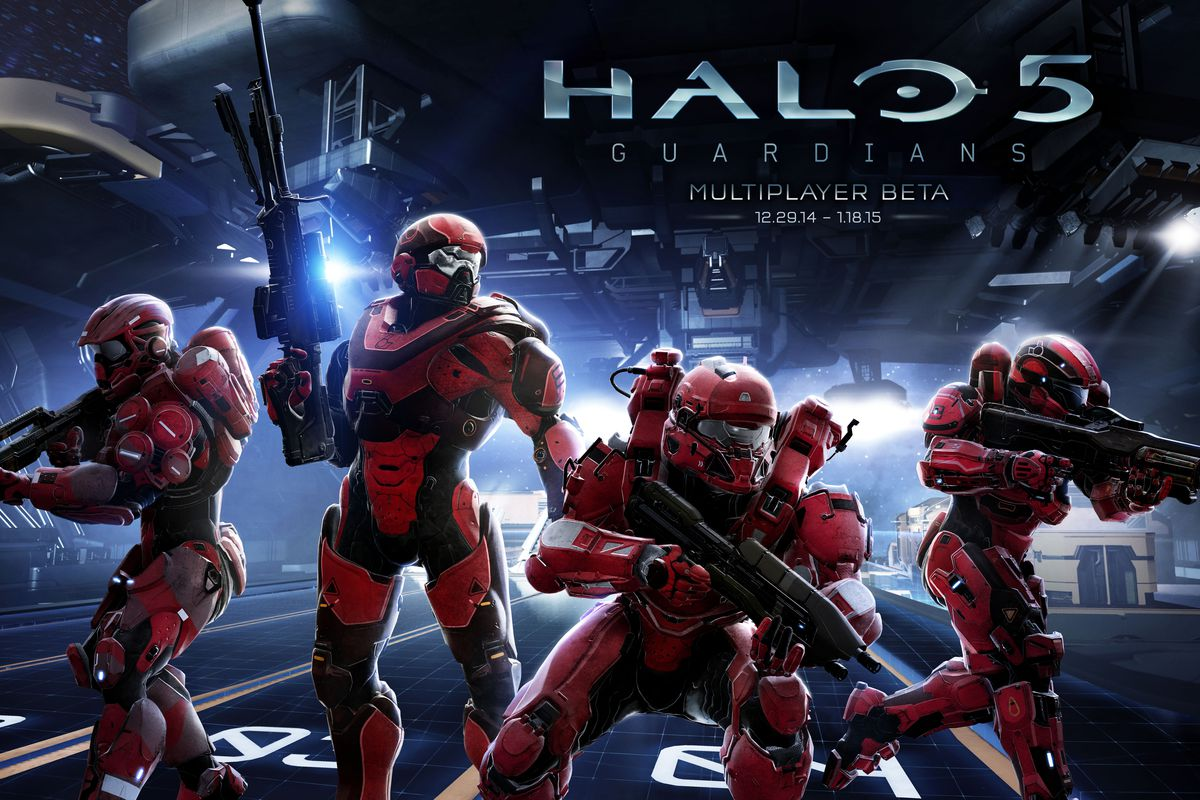 Halo 5 multiplayer is a 'real' beta, will introduce player-driven