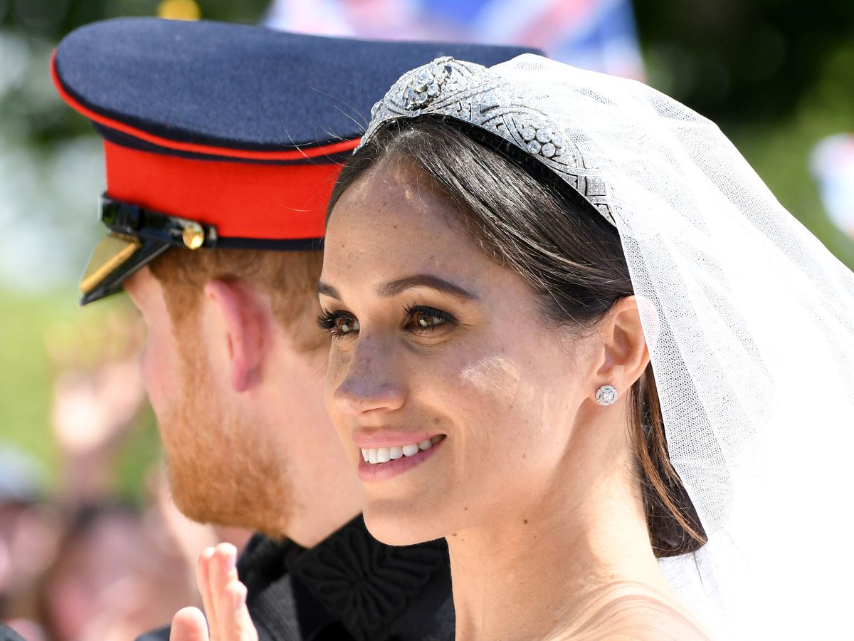 The long-term influence of Meghan Markle's royal wedding makeup Her visible  freckles were a big deal.