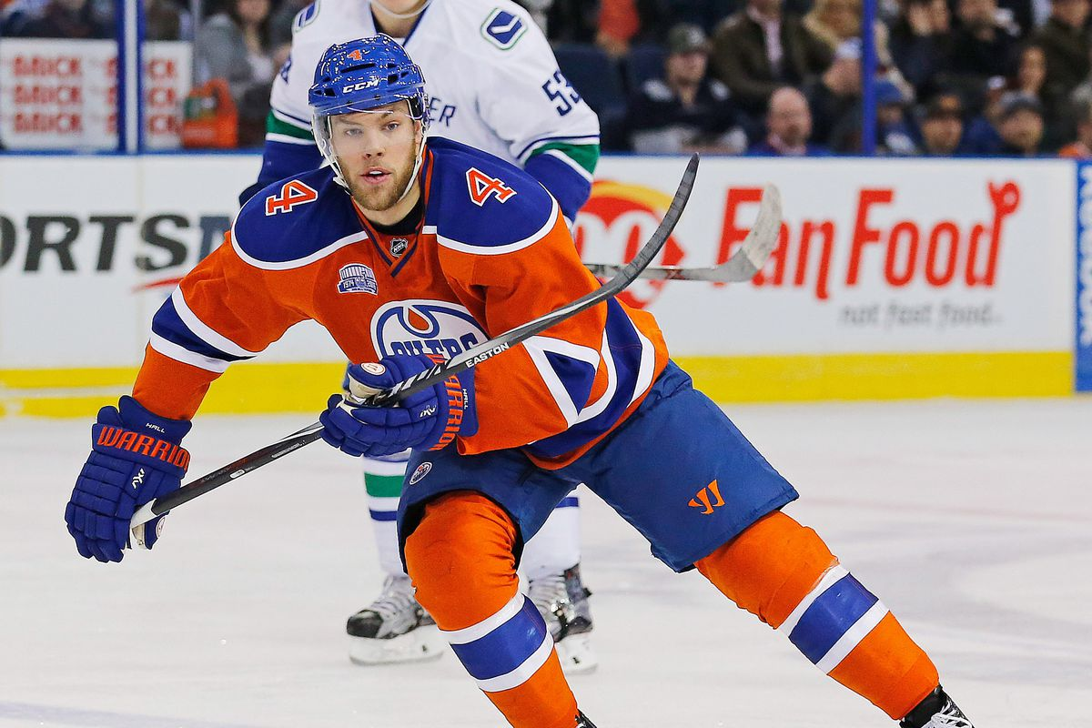 The Oilers Should Absolutely Push Hard To Reacquire Taylor Hall