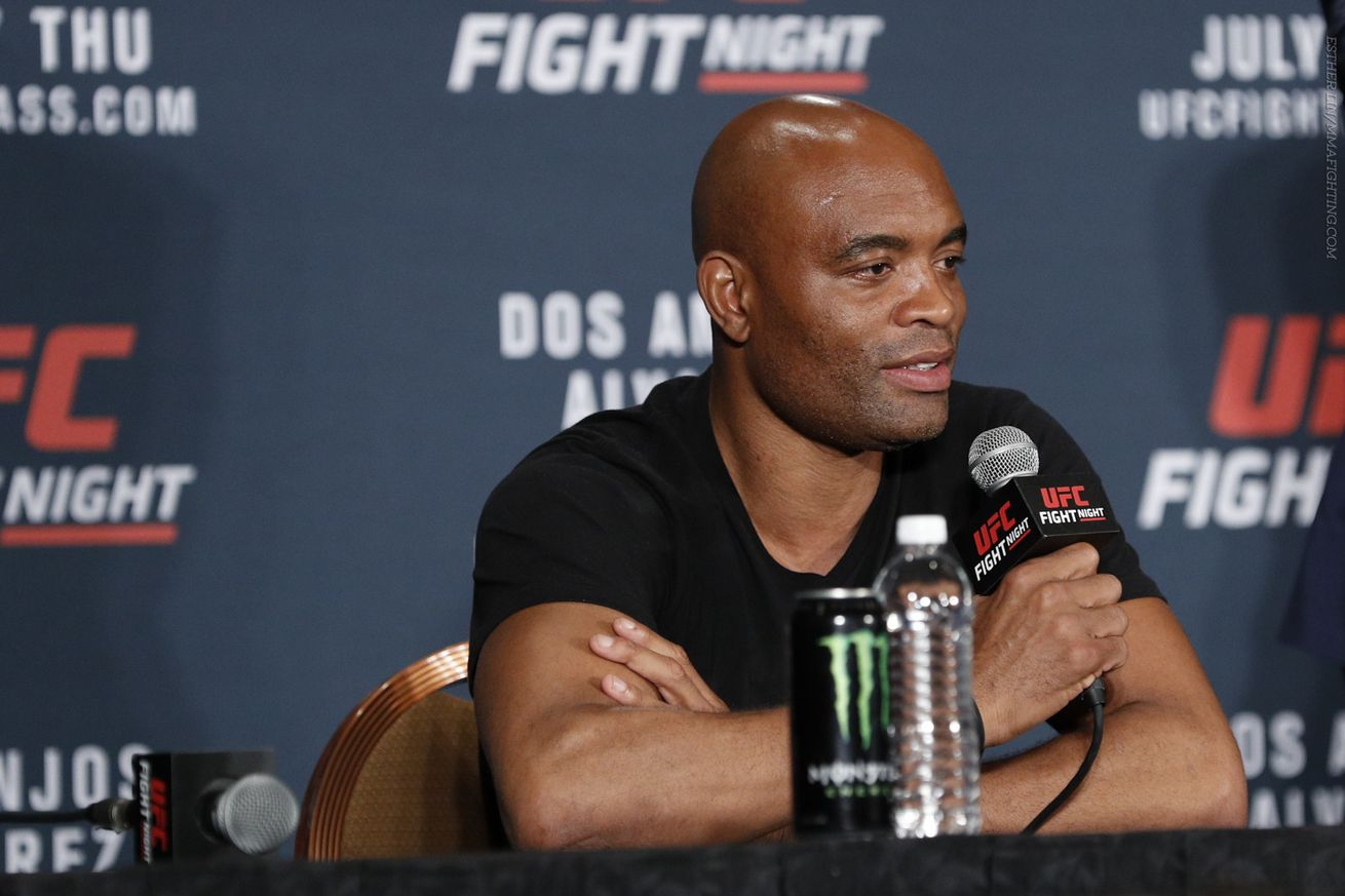 Anderson Silva vs. Kelvin Gastelum agreed upon for UFC Shanghai