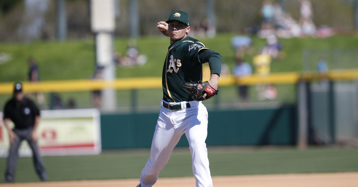Spring Game Thread #1: Oakland A's vs. Los Angeles Dodgers - Athletics Nation