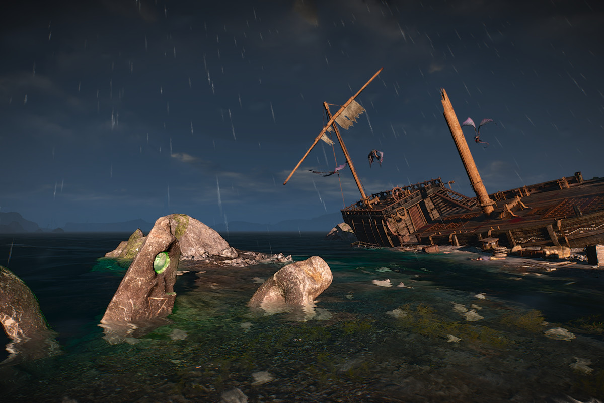The Witcher 3 Skellige Isles Places of Power locations map