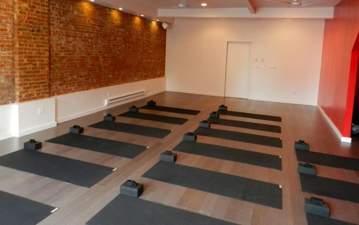 Warm Up With a Hot Yoga Class at These Twelve NYC Studios ...