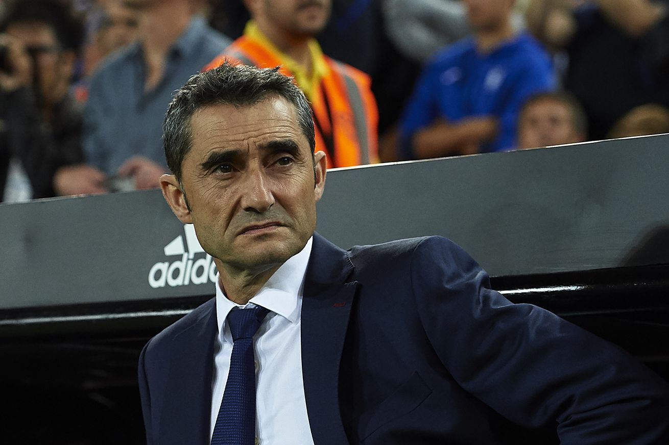 Valverde has doubts over whether to stay at Barca - report