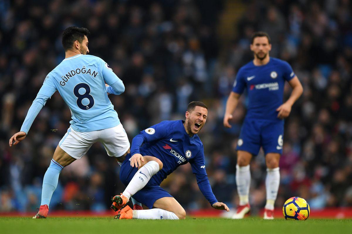 Manchester City Fc And Chelsea: Manchester City 1-0 Chelsea, Premier League: Stats Review