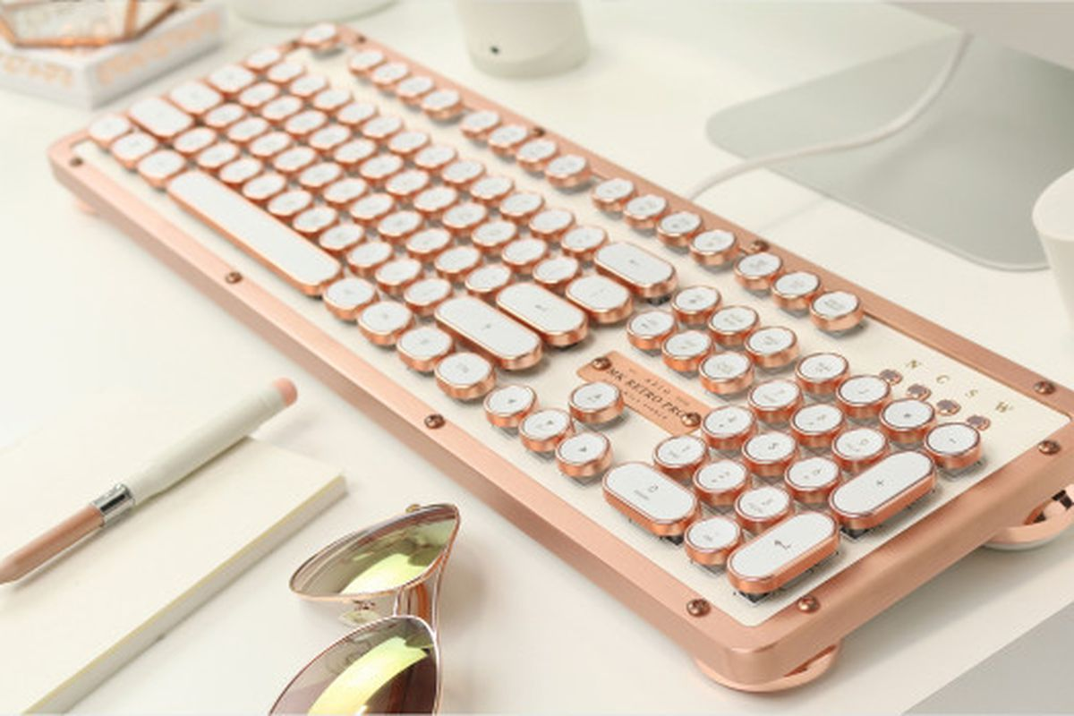 This Luxury Leather Keyboard Is Ridiculous But I Want One