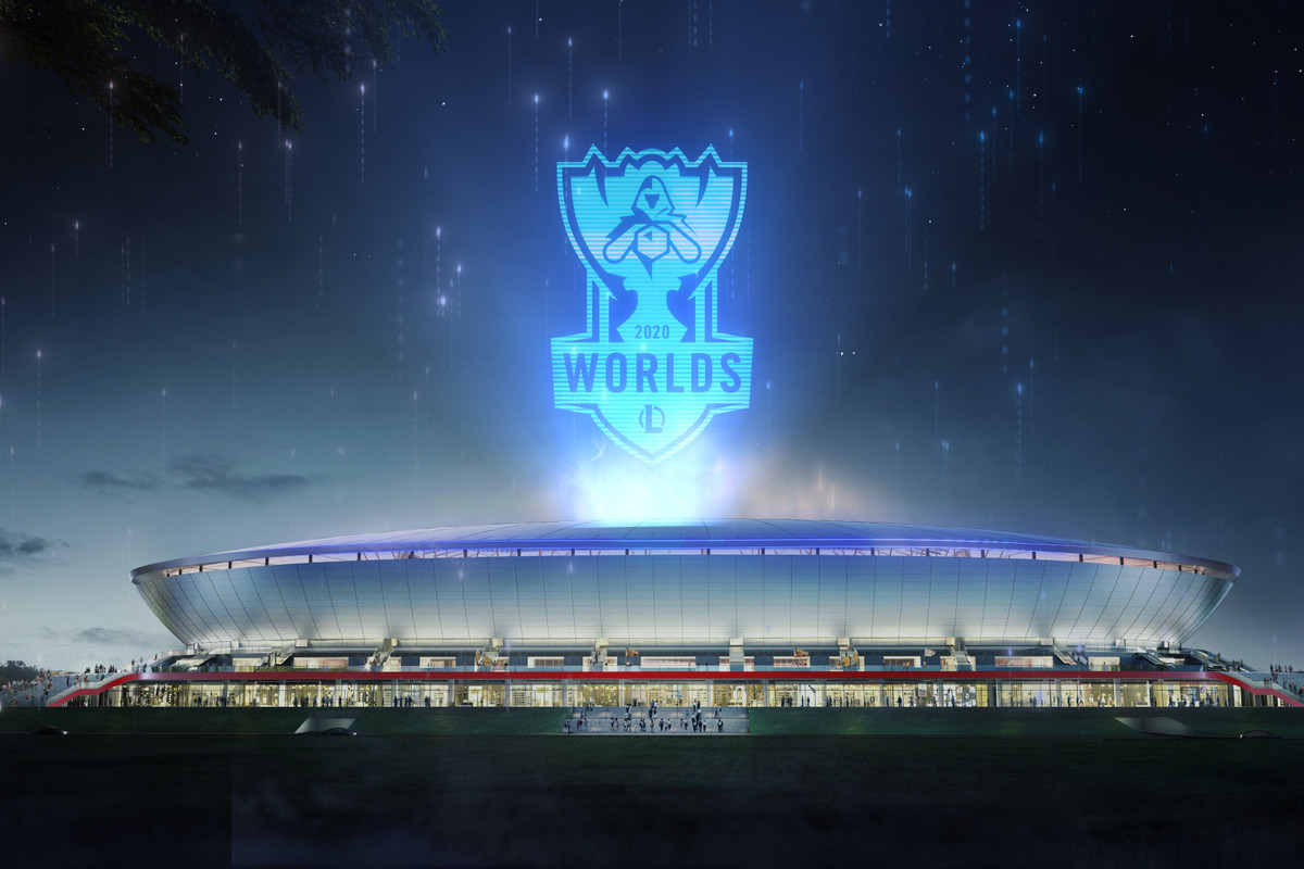 League Of Legends World Championship Will Be Held In Shanghai Starting In September The Verge