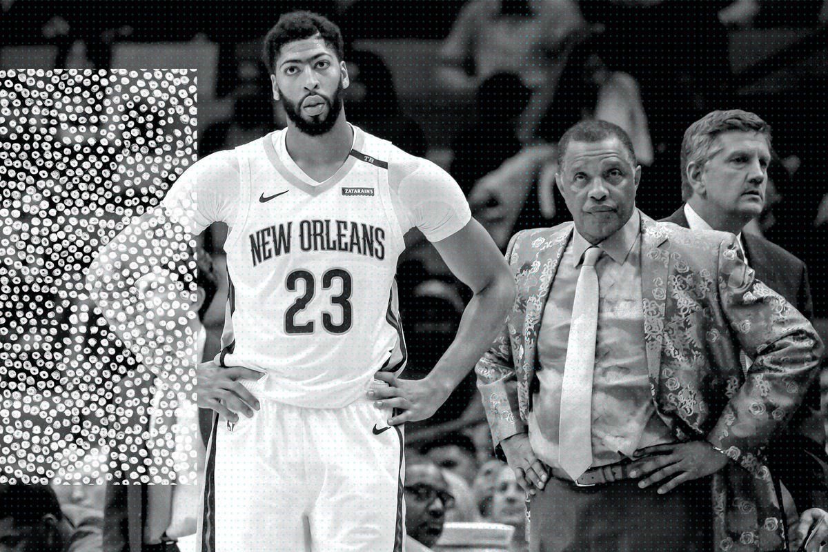 601d3256e77 Anthony Davis trade rumors  How we got here