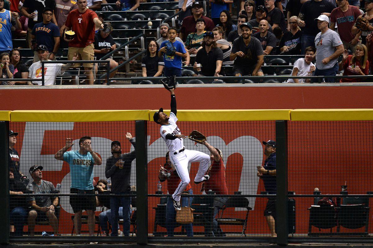 MLB: Houston Astros at Arizona Diamondbacks