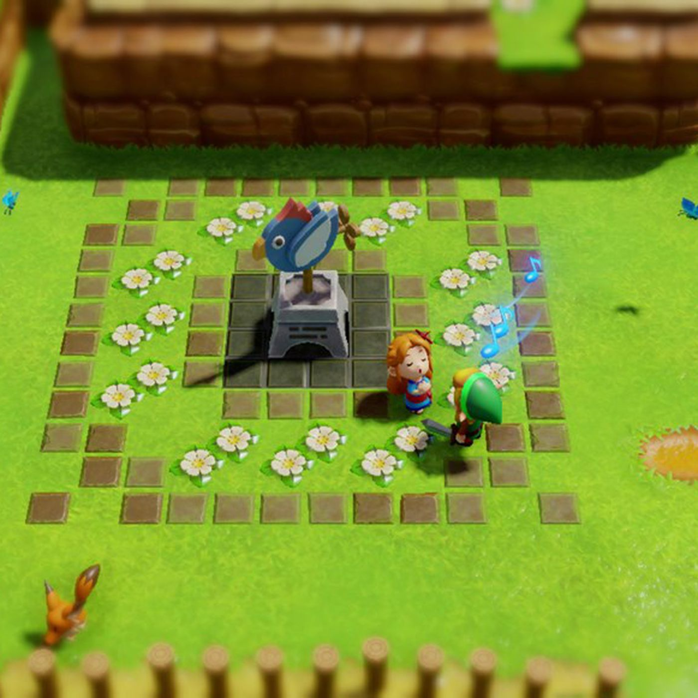 The Legend of Zelda: Link's Awakening on Switch launches in