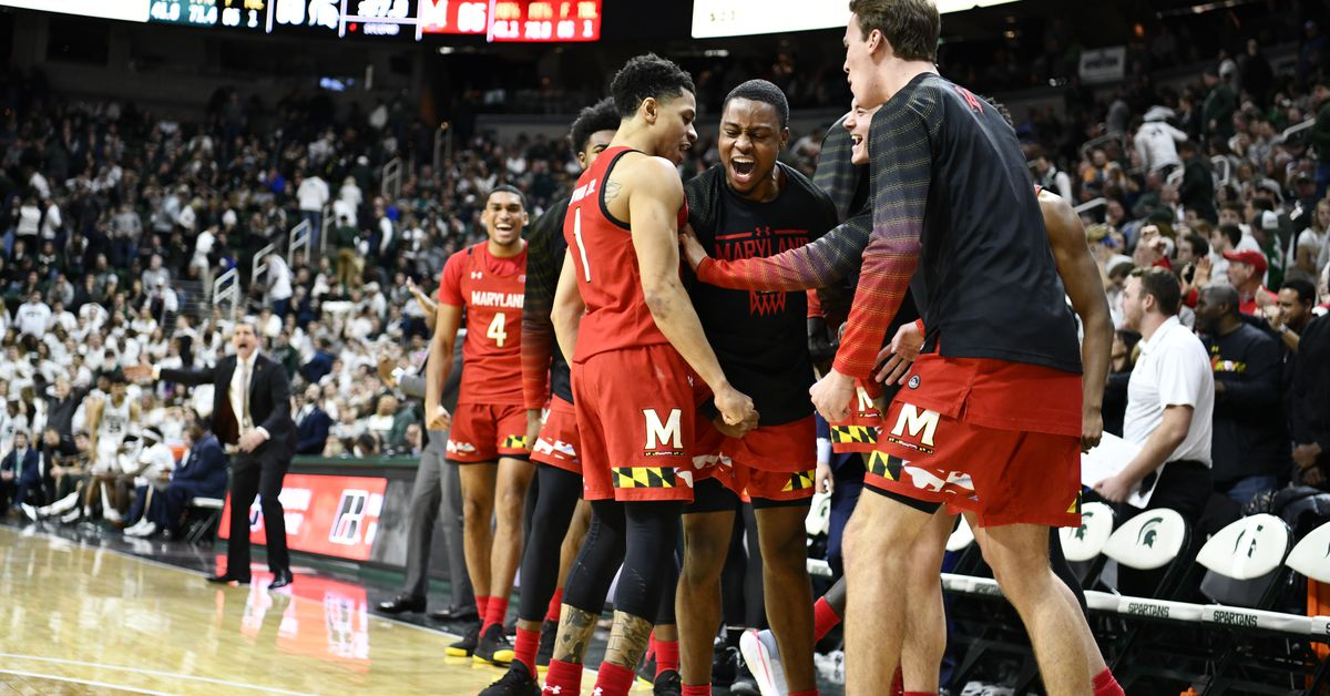 Three takeaways from No. 9 Maryland men's basketball's 67-60 win against Michigan State