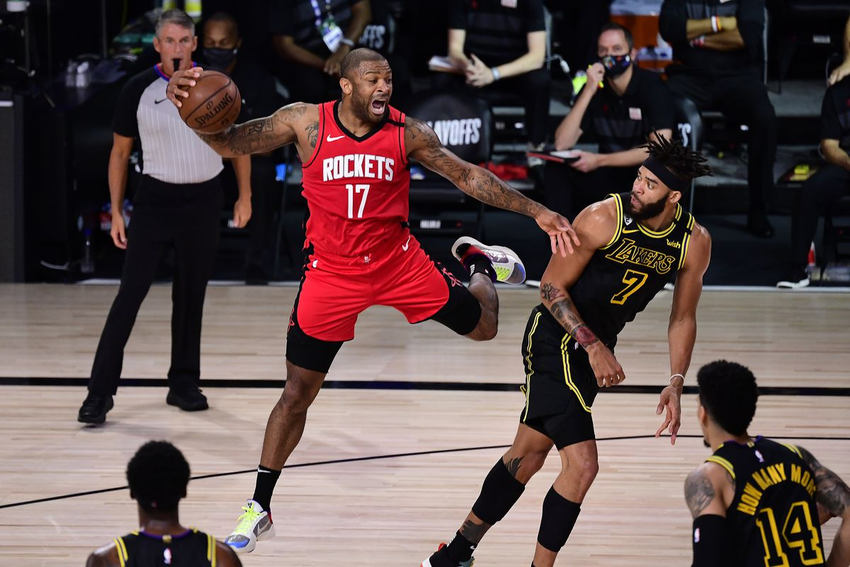 Houston Rockets v Los Angeles Lakers - Game Two