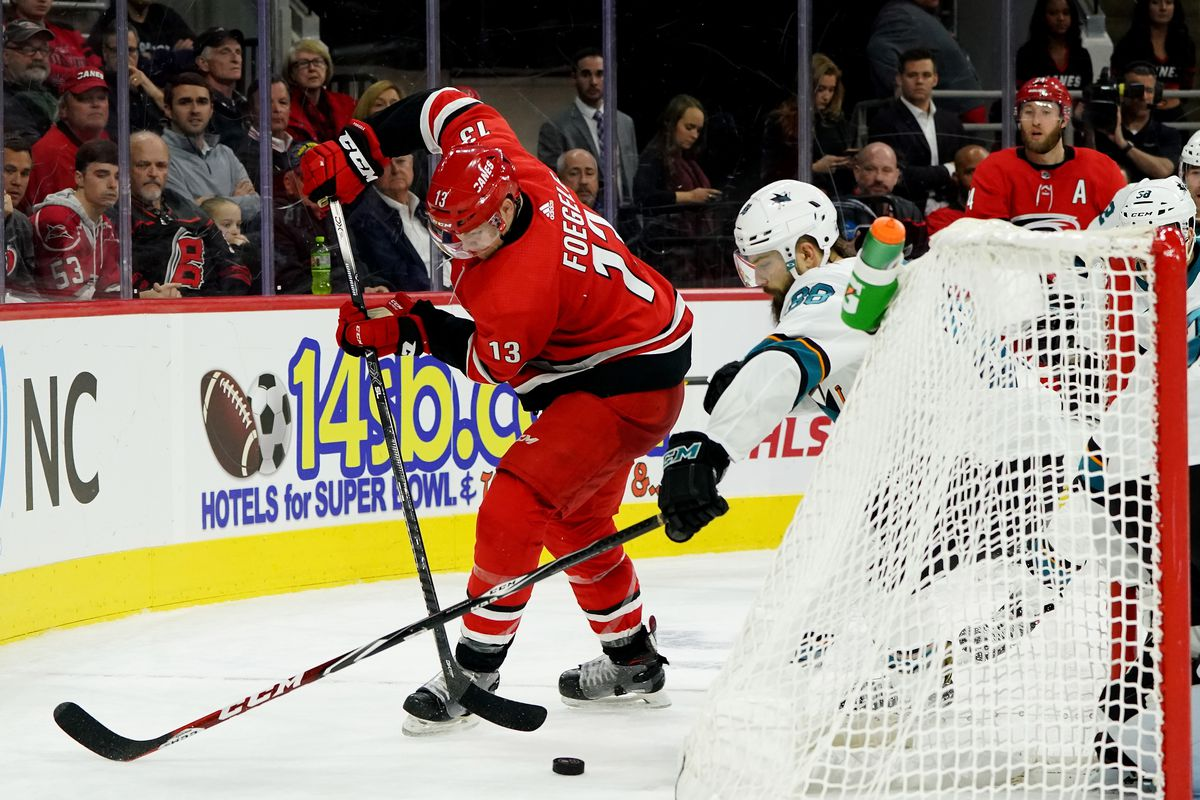 Carolina Hurricanes Systems Analyst: Riding a Cycle