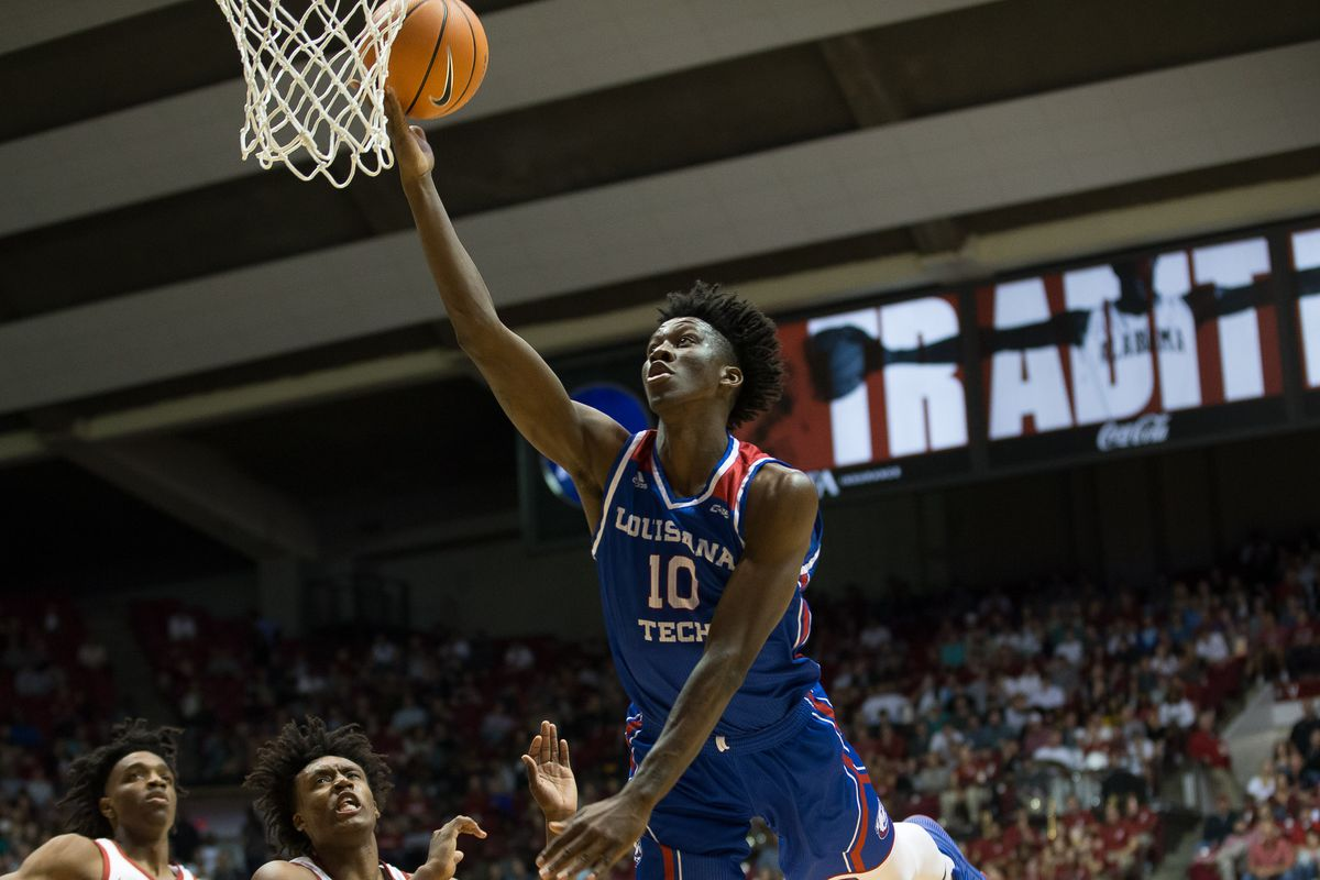 NCAA Basketball: Louisiana Tech at Alabama