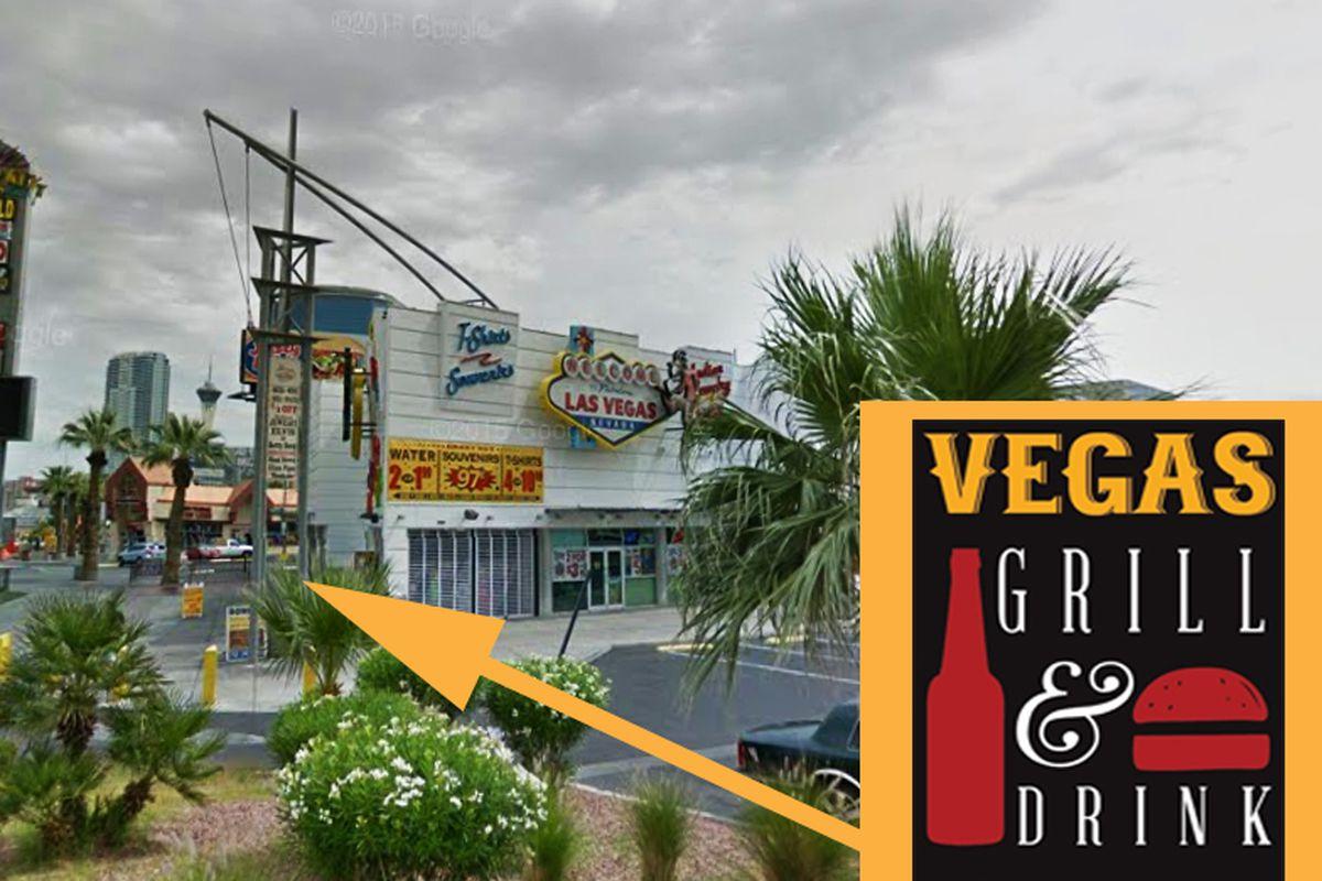 Vegas Grill & Drink