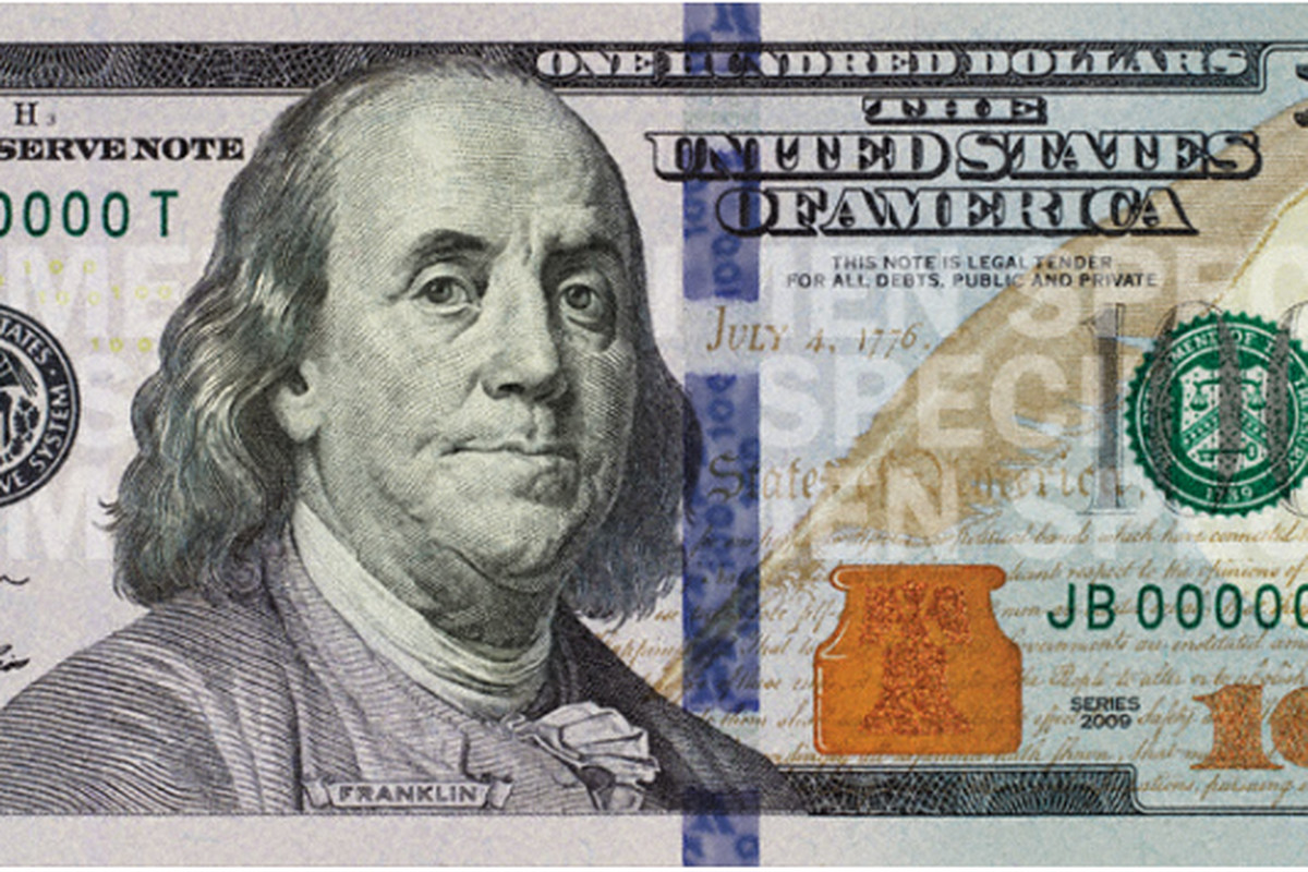 Smarter $100 bill goes into circulation tomorrow - The Verge