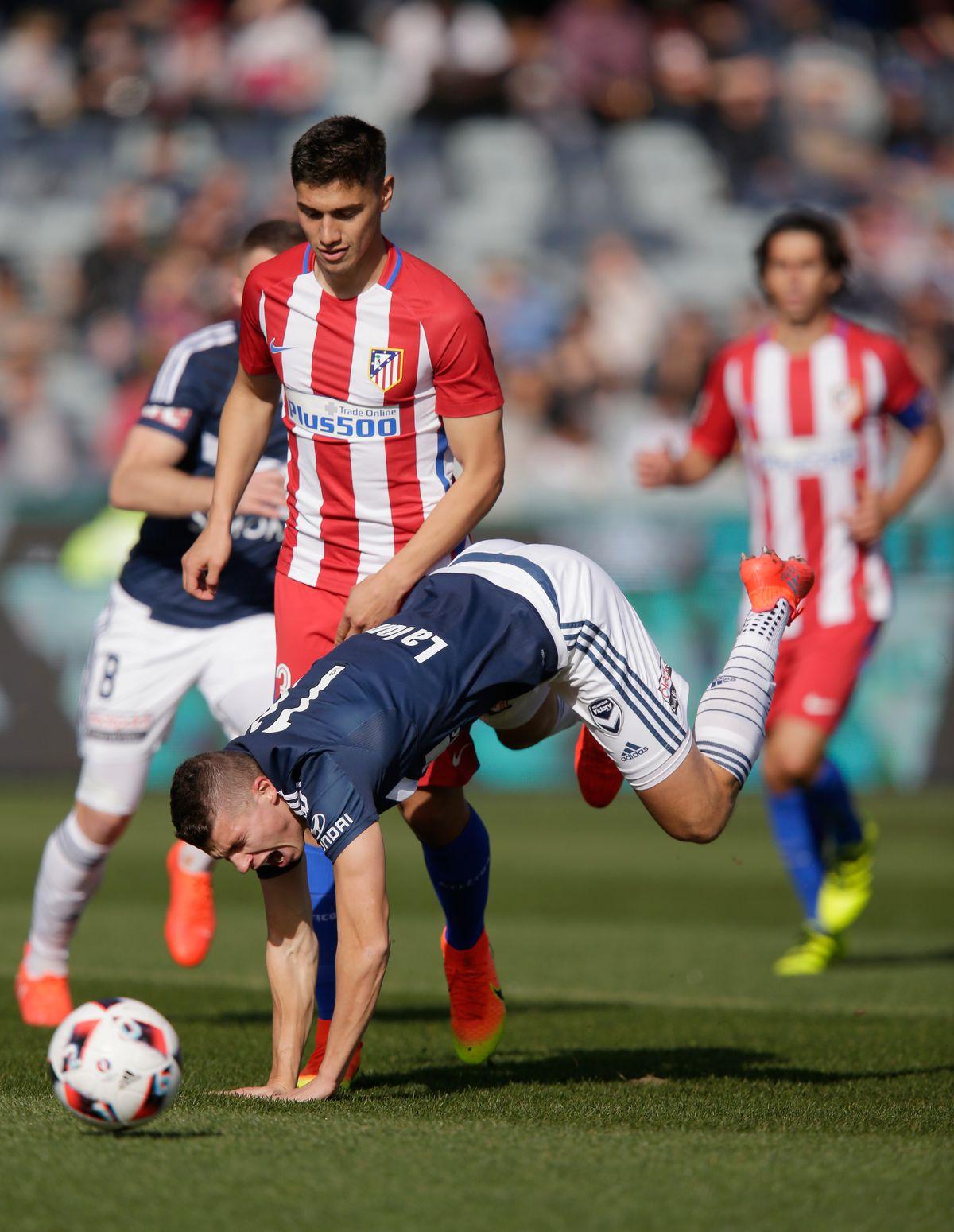 Melbourne Victory v Atletico de Madrid