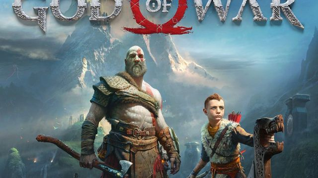 <em>God of War</em>'s not-awesome standard box art.