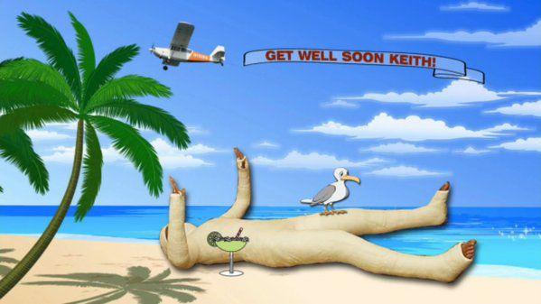 Sick Keith