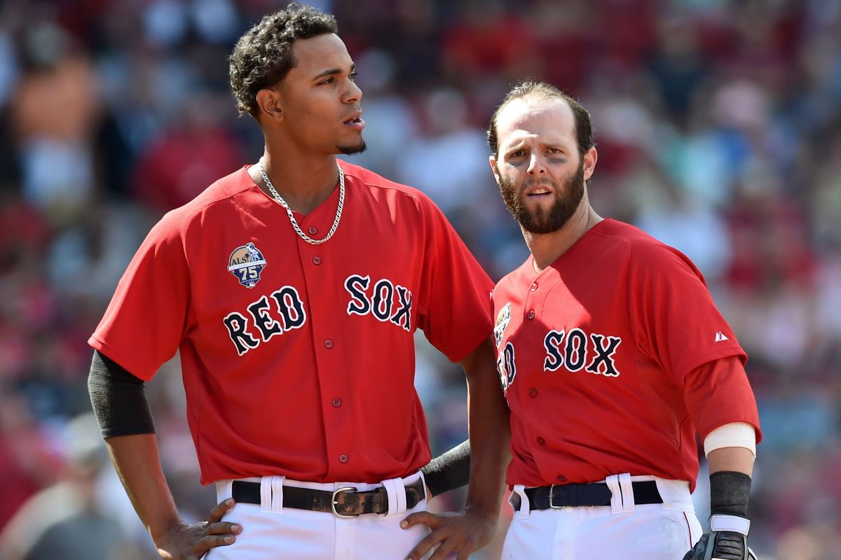 The Sox already have a couple of middle infielders, but what about later on?