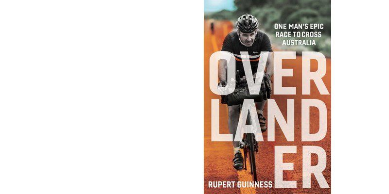 Overlander, by Rupert Guinness, is published by Simon & Schuster