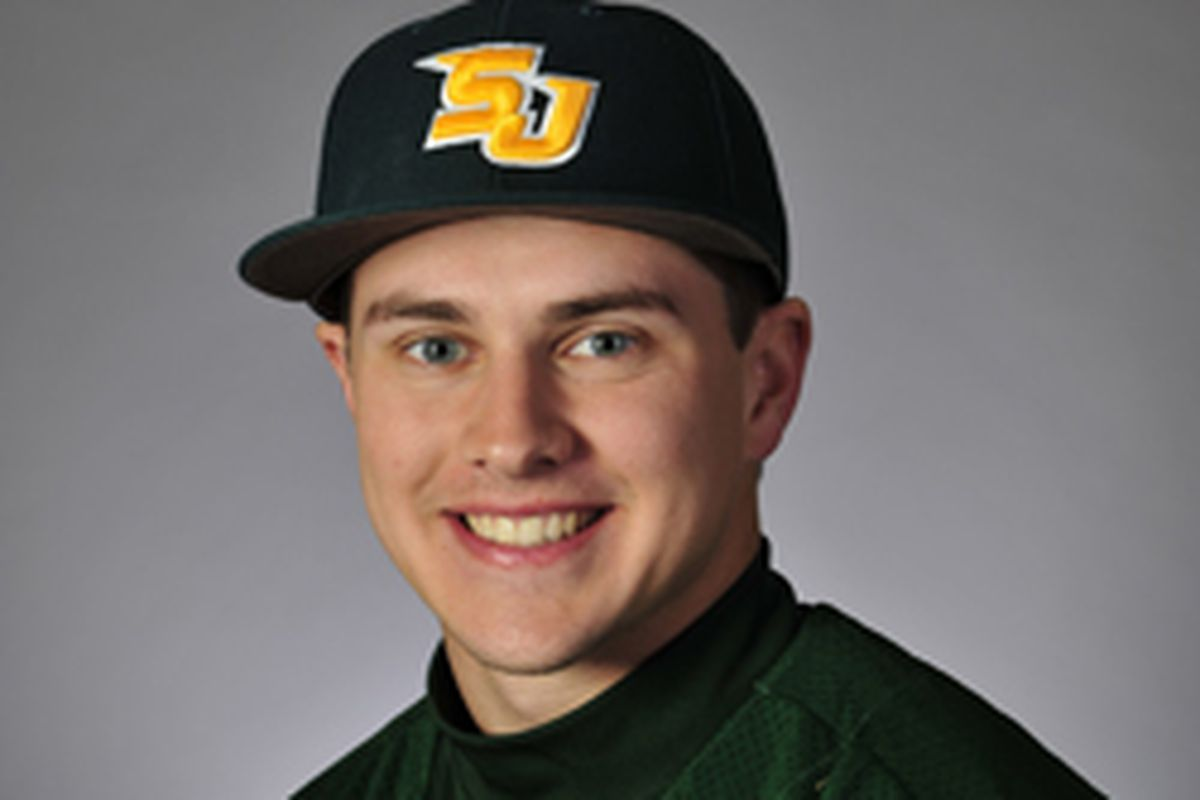 Could Kyle Bacak be the answer for TCU at catcher in 2013?