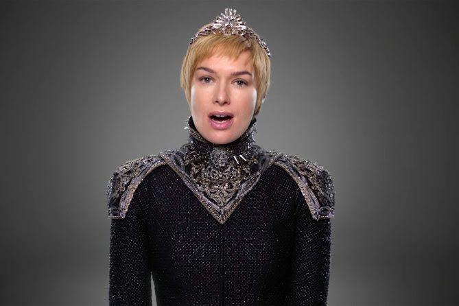 Lena Headey as Cersei Lannister in season 7 of Game of Thrones.