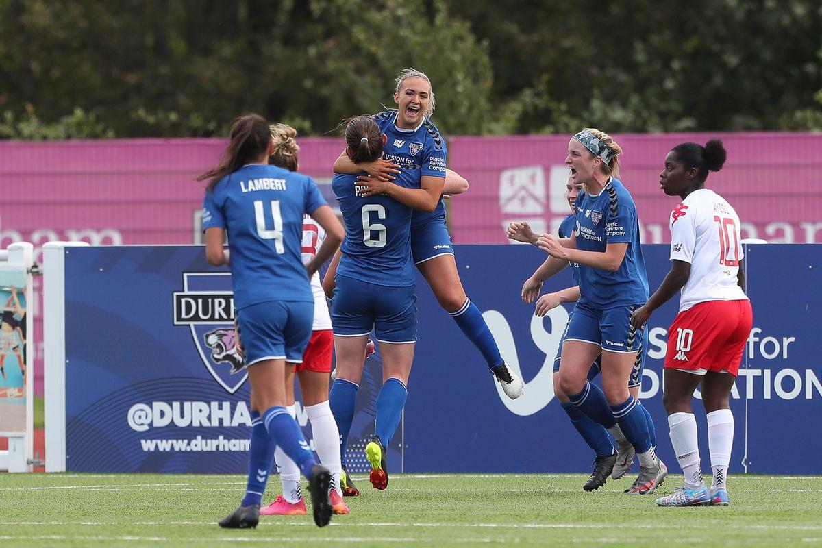 Durham v Lewes - FA Women's Championship