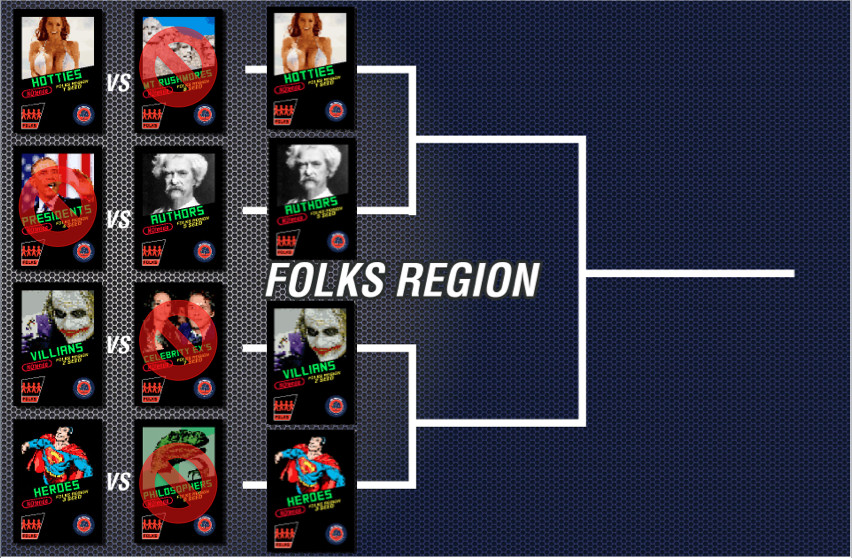 Folks Region Round 2