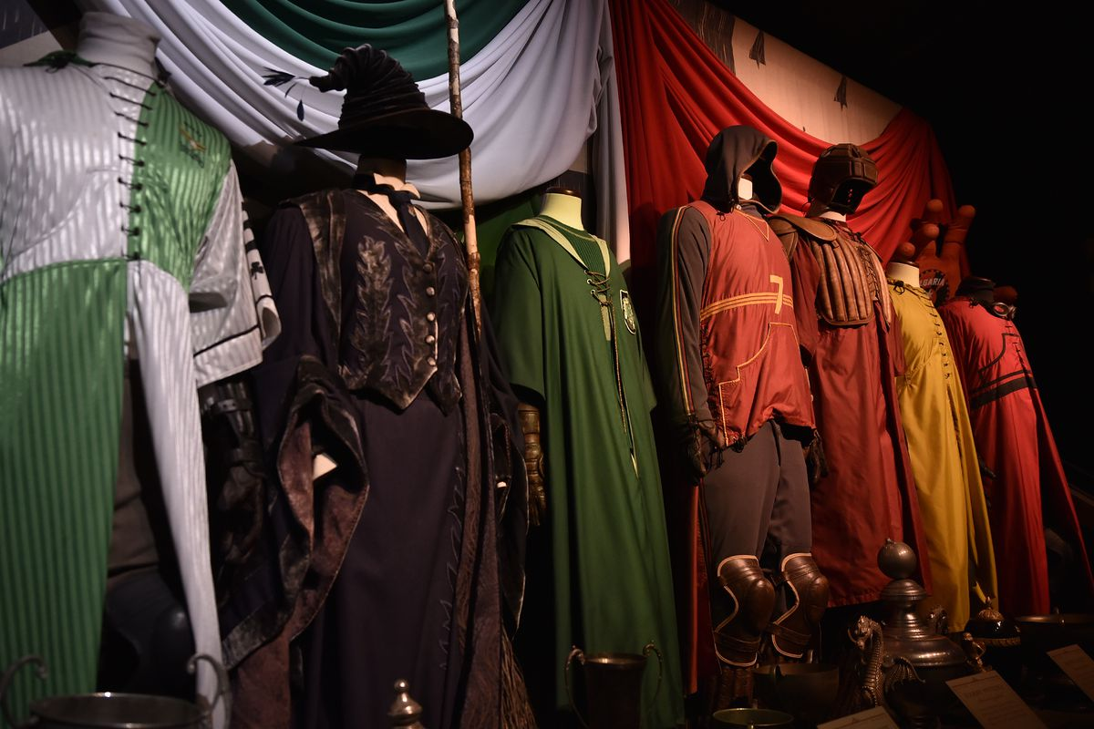 Promotion Of 'Harry Potter. The Exhibition'