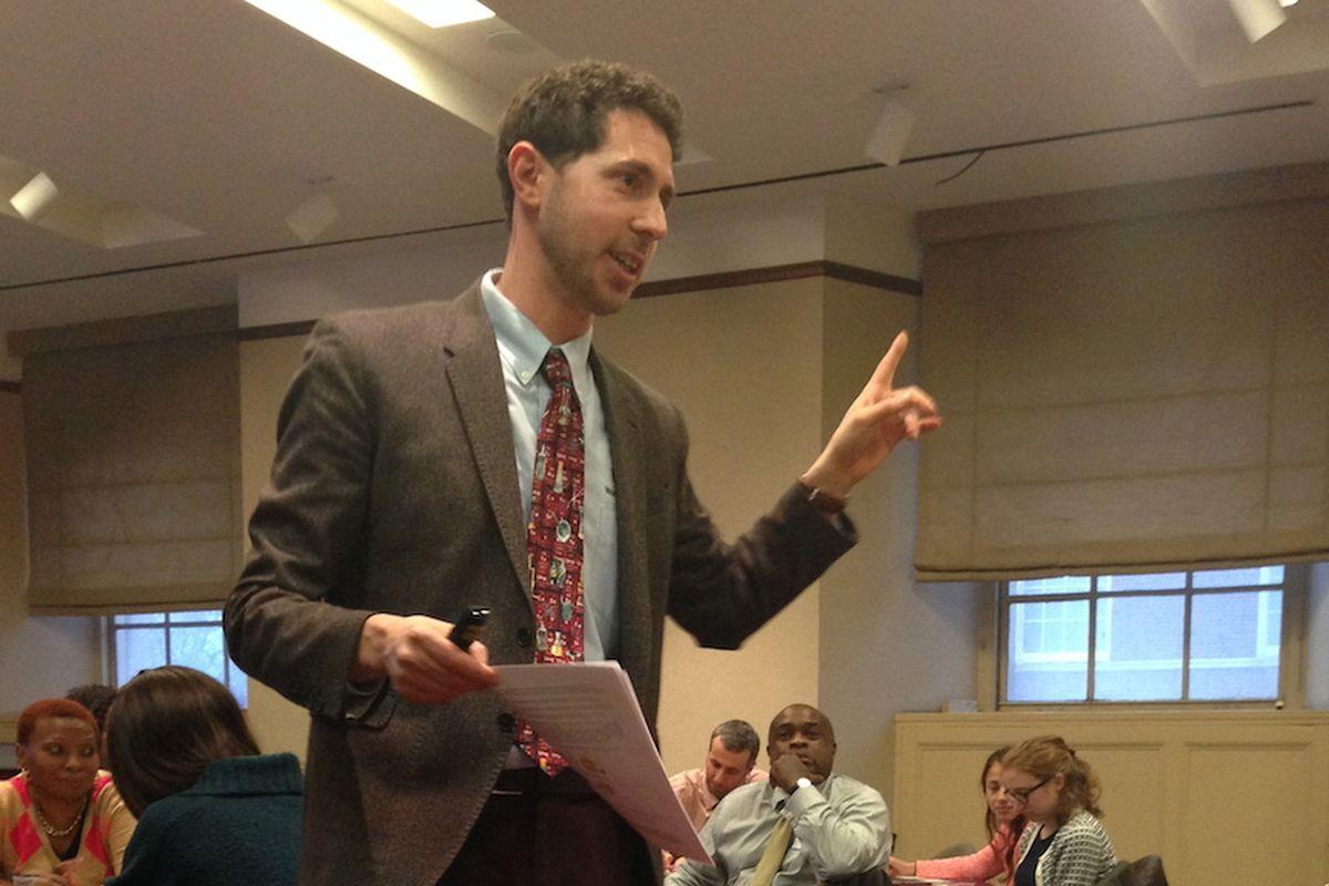 KIPP co-founder Dave Levin