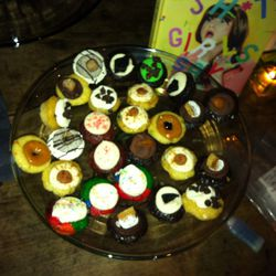 Baked by Melissa cupcakes are always necessary