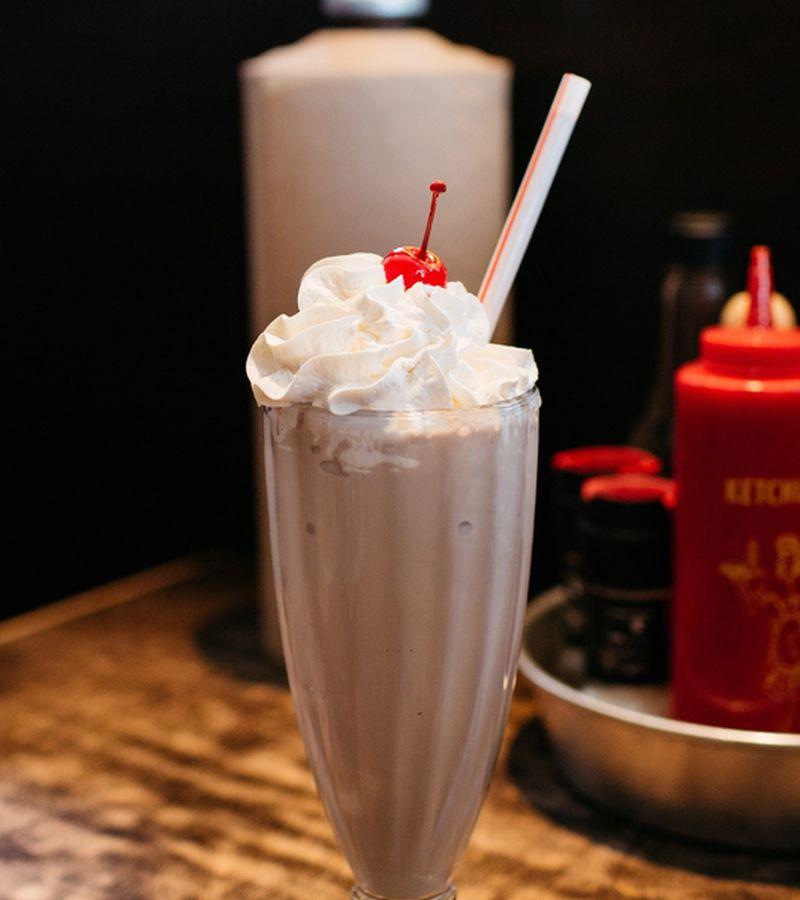 hummer milkshake