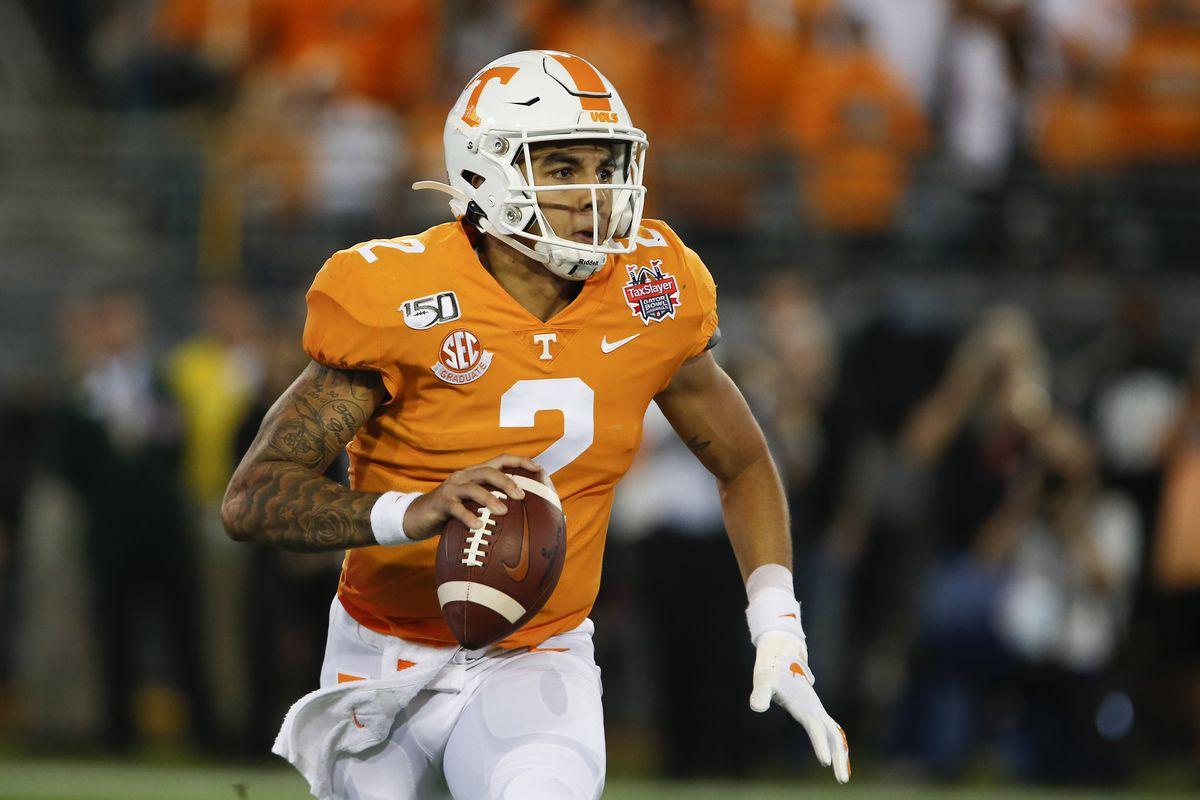 NCAA Football: Gator Bowl-Indiana vs Tennessee