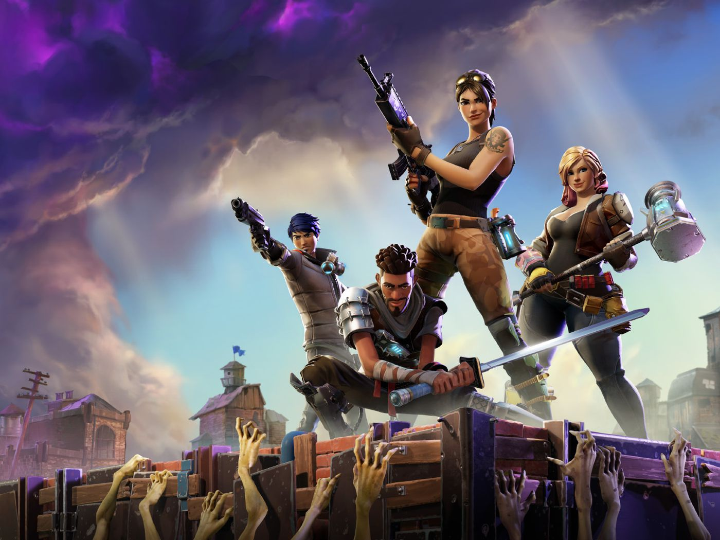 fortnite s community is already at odds over loot crates update polygon - medbot fortnite mission