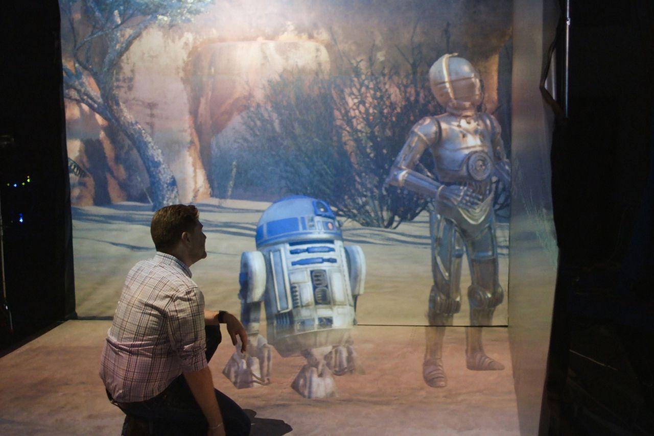 6782f372a990 Inside Industrial Light   Magic s secret Star Wars VR lab