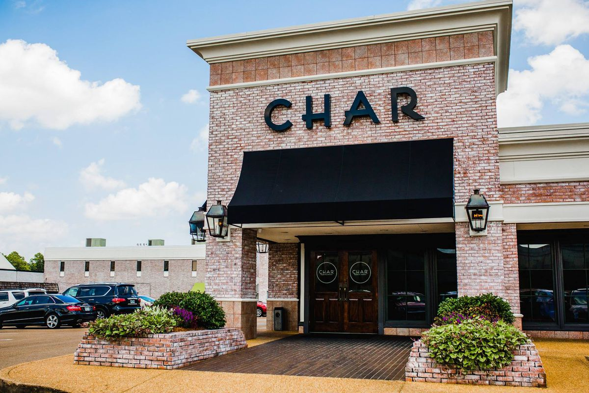 Char Restaurant in Jackson, Miss.