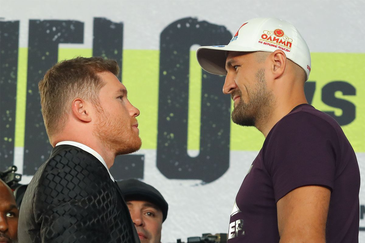 Canelo-Kovalev presser pulls curtain back on many things in boxing