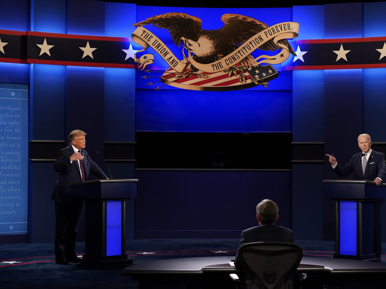 8 key quotes from the 1st Biden-Trump debate