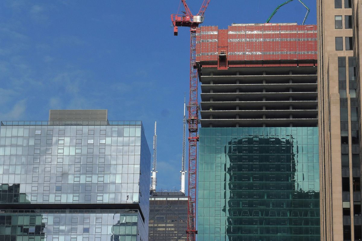 A Closer Look At The Projects Under Construction In Chicago S Streeterville