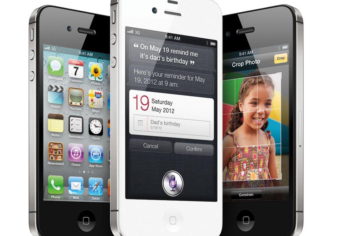 iPhone 4S Three Stock
