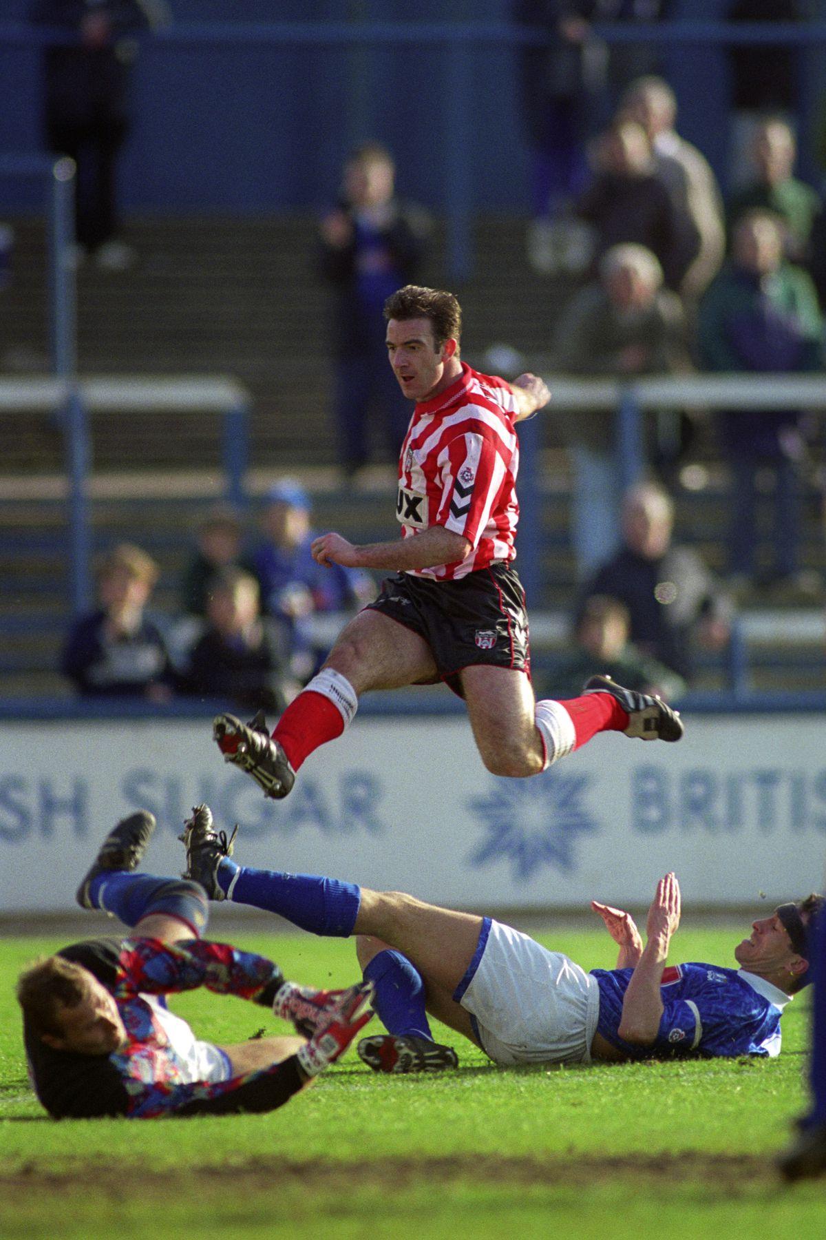 Soccer - Endsleigh League Division One - Peterborough United v Sunderland - London Road