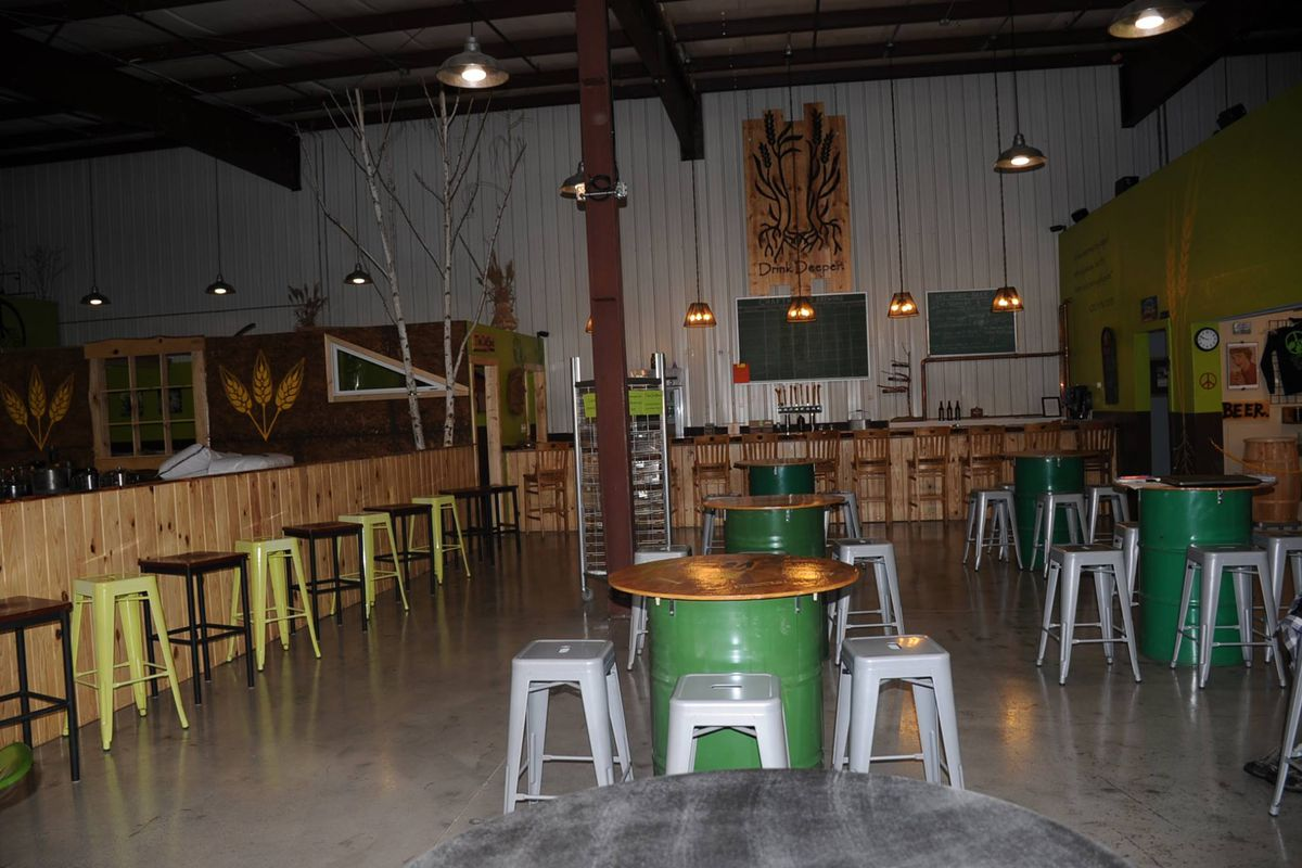 CraftRoots taproom
