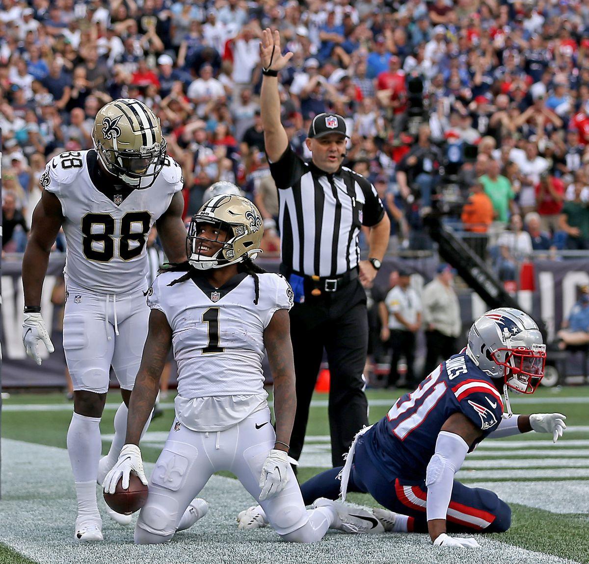 New England Patriots vs New Orleans Saints