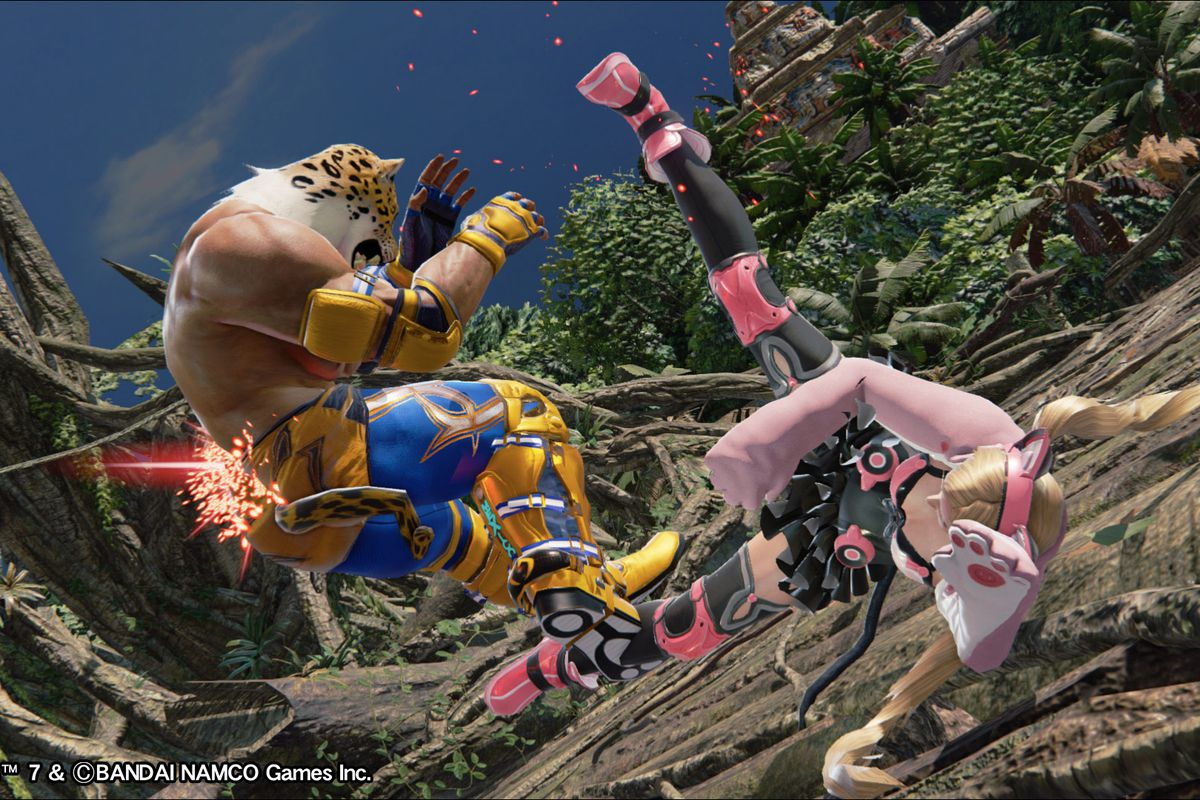 Tekken 7's new camera feature will let both players fight on the