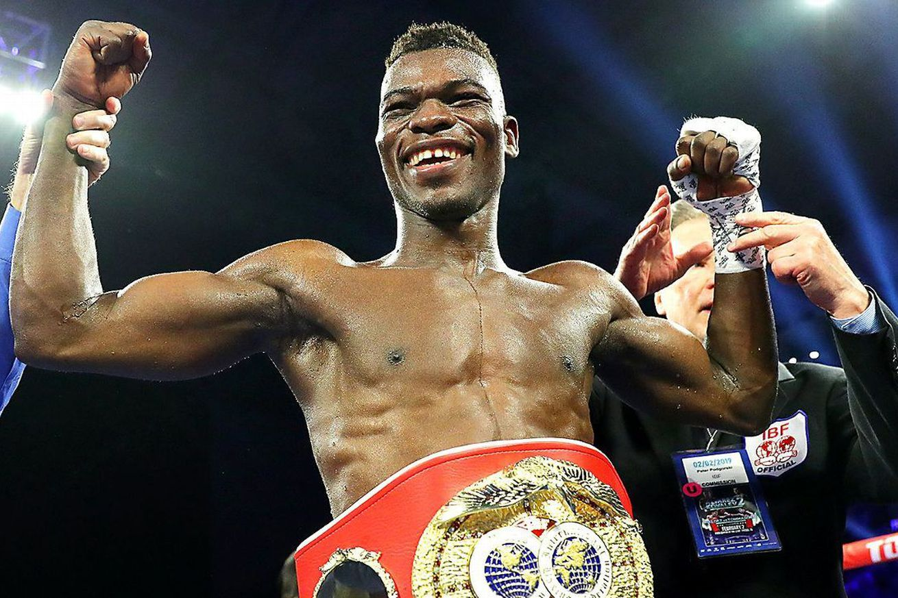 commey tr.0 - Commey-Beltran planned for June 28th
