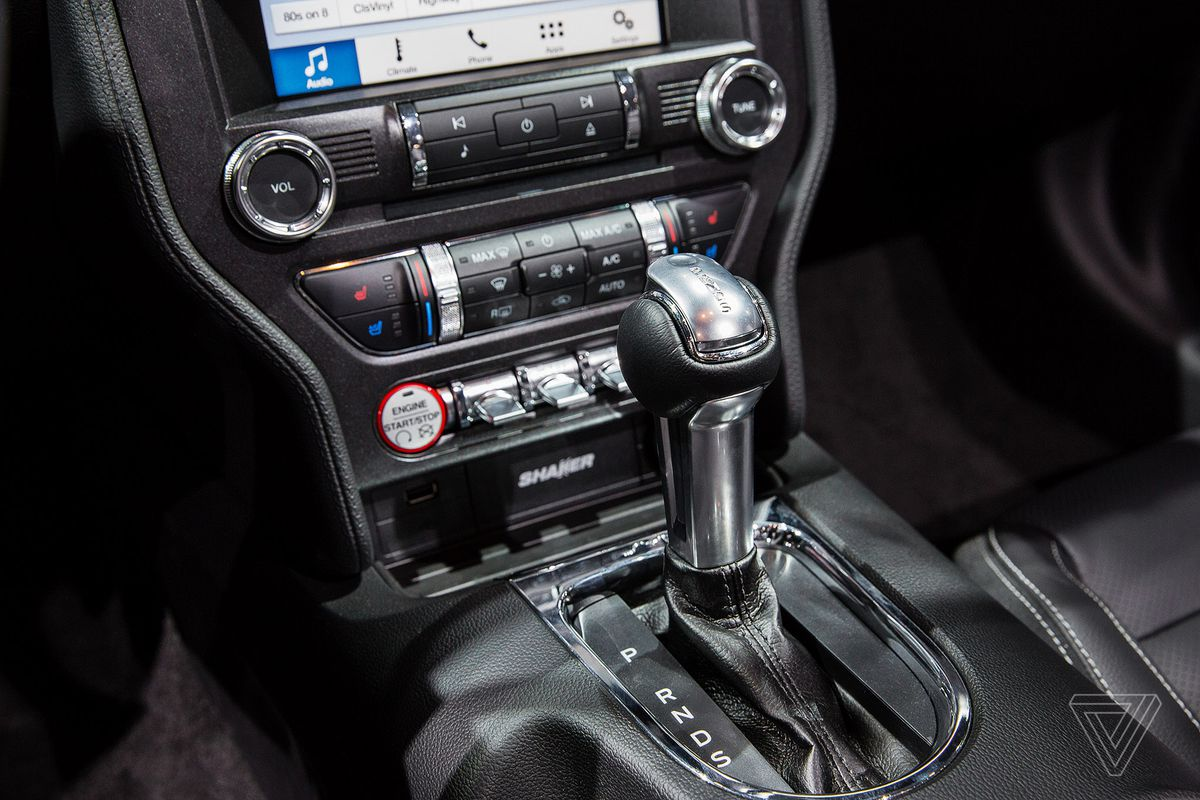 Here Are All The Wacky Gear Shifters From The New York