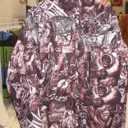 3D print jacket